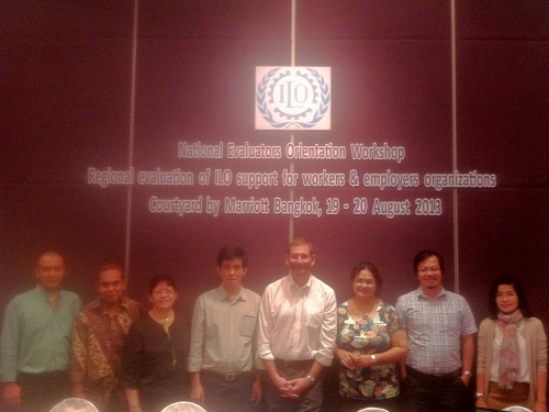 National Evaluators Orientation Workshop